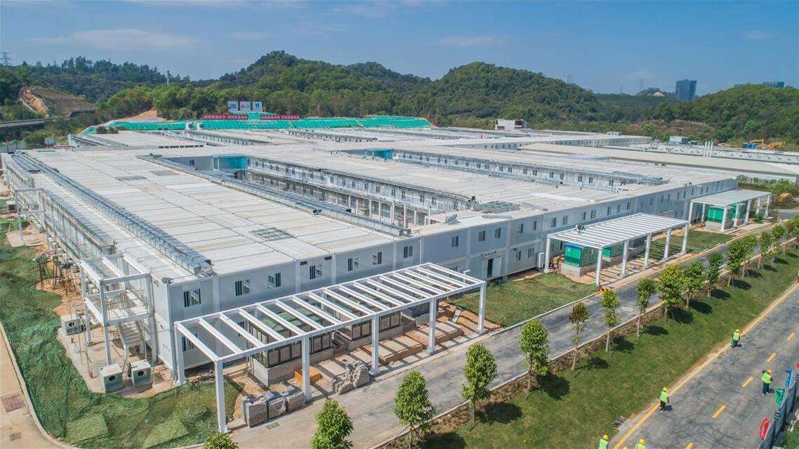 深圳市第三人民医院二期工程1